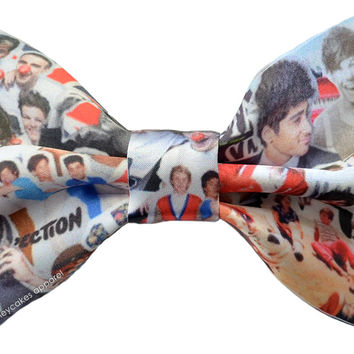 One Direction Hair Bow