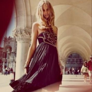 Free People Serenissima Dress at Free People Clothing Boutique