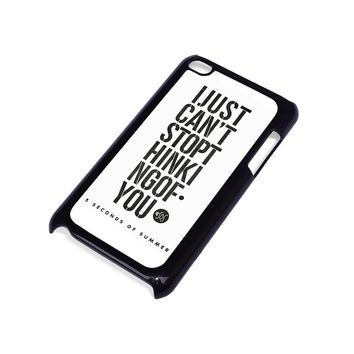 5 SECONDS OF SUMMER 6 5SOS iPod Touch 4 Case