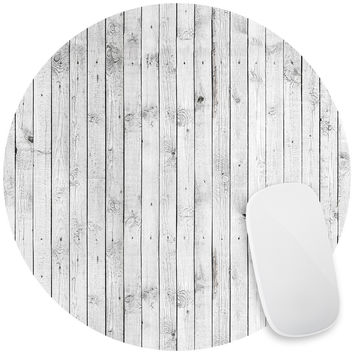 Wood IV Mouse Pad Decal