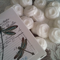 Morning in Provence. special edition flower soaps