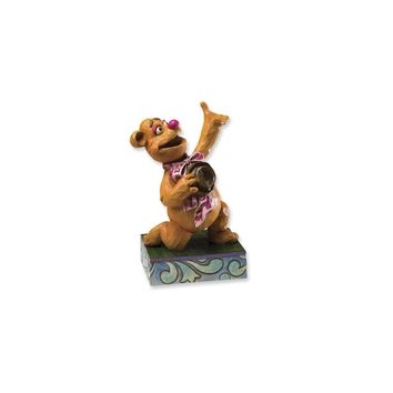 Disney Traditions Fozzie Bear Figurine