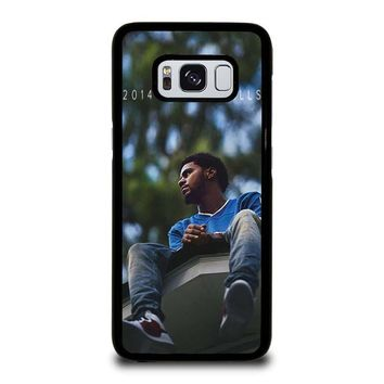 J. COLE FOREST HILLS Samsung Galaxy S3 S4 S5 S6 S7 Edge S8 Plus, Note 3 4 5 8 Case Cover