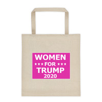 Women For Donald Trump Tote bag