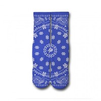 Loud Pack Blue Bandana