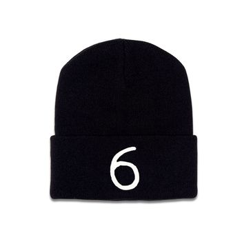 """6"" 6IX Collection 