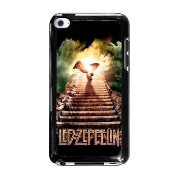 LED ZEPPELIN STAIRWAY TO HEAVEN iPod Touch 4 Case Cover