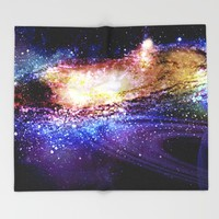 space explosion Throw Blanket by Haroulita   Society6