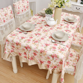 Home Decor Tablecloths [6283662342]