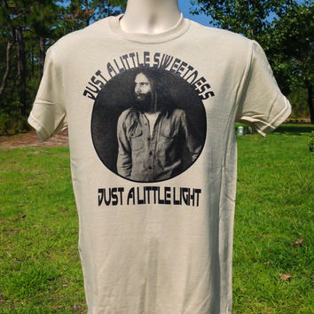 Brent Mydland Grateful Dead T shirt - Just A Little Light- Small-3XL