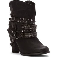 "Not Rated ""Swanky"" Bootie - Black"