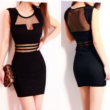 Sexy Women lady Body con Dress S-XXL = 1946160580