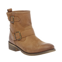 Steve Madden - HALIBUT COGNAC LEATHER