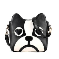 Thinkbay® Cute Dog Handbag Crossbody Clutch Purse Shoulder Bag Cartoon Puppy Satchel