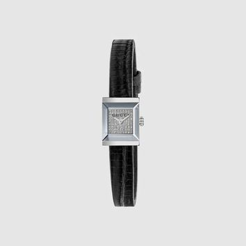 Gucci G-Frame watch, 14x18mm
