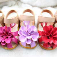 Foral Sandals