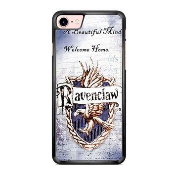 Harry Potter Ravenclaw Home Base iPhone 7 Case