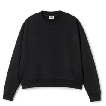 Weekday | Sweaters | Huge Cropped Solid Sweater