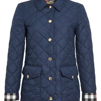 Burberry Westbridge Quilted Jacket | Nordstrom