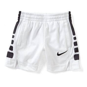 Nike Little Boys 2T-7 Elite Stripe Shorts | Dillards