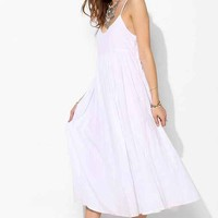Somedays Lovin Miss Danger Midi Dress- White