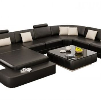 Portugal Sectional Sofa by Scene Furniture - Opulentitems.com