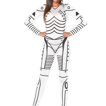 Leg Avenue Female Killer Robot Costume 86639
