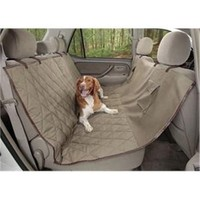 Quilted Pet Hammock Seat Cover