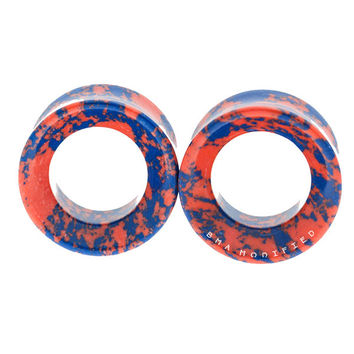 Lava Lamp Blorange Tunnels (6mm-20mm)
