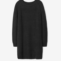 OVERSIZE COTTON SWEATER