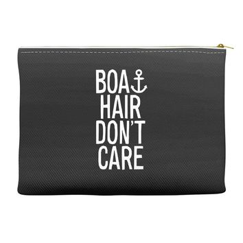 boat hair don't care Accessory Pouches