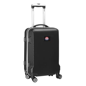 Texas Rangers Luggage Carry-On  21in Hardcase Spinner 100% ABS