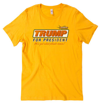Donald Trump Idiocracy T-Shirts