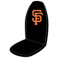 San Francisco Giants MLB Car Seat Cover