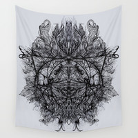 Animate Wall Tapestry by J.Lauren