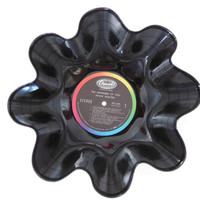 FRANK SINATRA Recycled Record Bowl (The Nearness Of You)