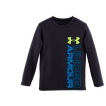 Under Armour Boys' Infant UA Branded Long Sleeve T-Shirt