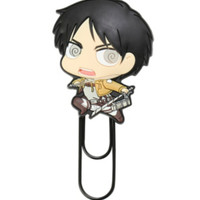 Attack On Titan Chibi Eren Paper Clip