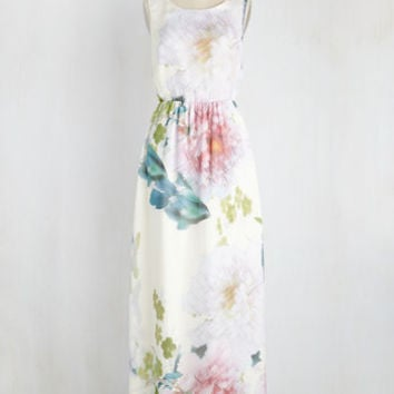 Central Park Processional Dress in Ivory