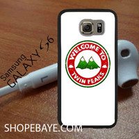 welcome to twin peaks 2 For galaxy S6, Iphone 4/4s, iPhone 5/5s, iPhone 5C, iphone 6/6 plus, ipad,ipod,galaxy case