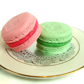 French Macarons - Goat's Milk Soap Set