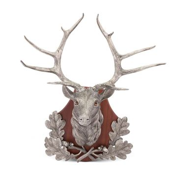 Stag Head Mounts