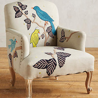 Treescape Dorrance Chair, Birds