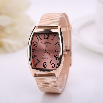 Women's Flashy Fashion Watch with 2 colors