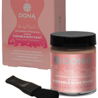 Dona Body Paint - 2 Oz Vanilla Buttercream