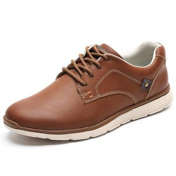 Fashionable Lace Up Casual Shoes For Men