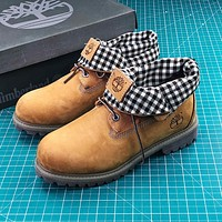 Timberland Single Roll-top Boots-2