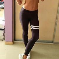 Fashion pants women Casual Workout slim Trouser Pants for women summer clothing pantalones mujer pantalon femme #5