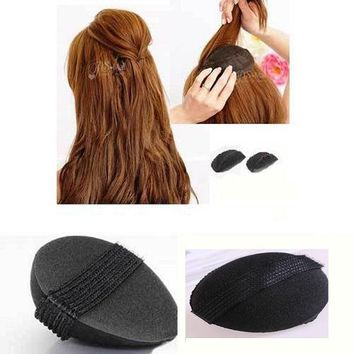 1 Pair Fashion Girls Women DIY Hair Styling Magic Updo Tuck Comb Wear Hair Style Hairpins Comb