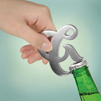 And Another Ampersand Bottle Opener